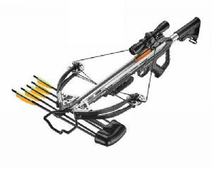 Perfectline 185lb Torpedo Compound Crossbow Package